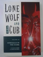Lone Wolf and Cub Volume 26 TPB US 1st Edition